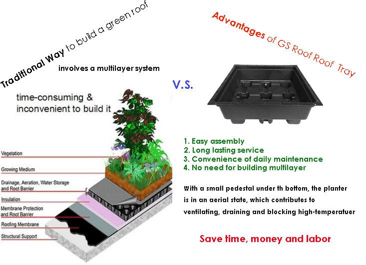 Green Roof Modular